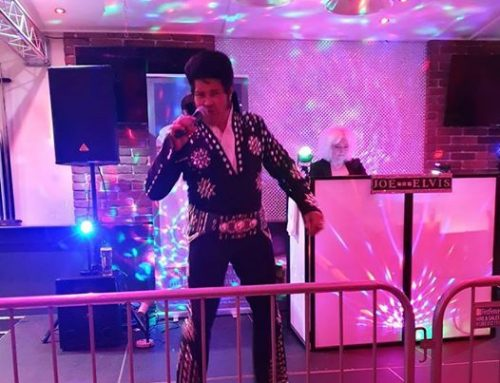 ELVIS TRIBUTE NIGHT – 15th February