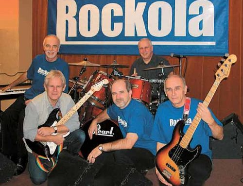 ROCKOLA ~ ROCK 'n ROLL EVENING – Friday 14th February